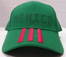 🔥🔥🔥🔥Adidas Mexico 🔥 Soccer Hat Snapback Adjustable New With Tag Green
