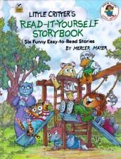 Little Critter's Read-It-Yourself Storybook Mercer Mayer Hardcover Childrens