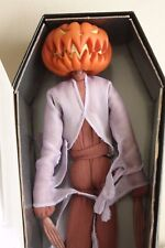 Applause The Nightmare Before Christmas Poseable Doll Figure Pumpkin King Jack
