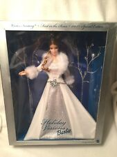 Barbie Holiday Visions Winter Fantasy 2003 First In Series NRFB #B2519