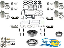Johnson Evinrude 85 88 90 100 112 115 140 HP V4 Crossflow Powerhead Rebuild Kit