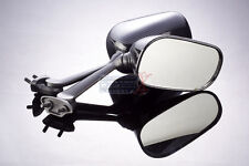 2008-2016 YAMAHA YZF-R6 YZF R6 Carbon Style Mirrors Pair 08 09 10 11 12 13 14 15