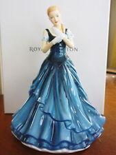 Royal Doulton Pretty Ladies Alyssa Figurine #Hn5525 - New!