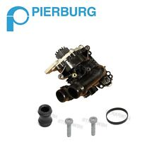 NEW Audi VW Water Pump & Thermostat With Gasket Pump Screw Coolant Pipe & Seal