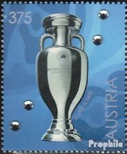 Austria 2751 mint never hinged mnh 2008 Football-european championship