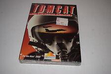 TOMCAT F 14 Fighter Simulator Atari 2600 Video Game NEW In BOX Absolute