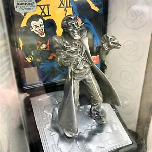 Limited Edition Silver Age THE JOKER DC Comics Pewter Figure comic book champion