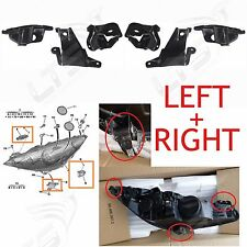LEFT AND RIGHT HEADLAMP HEADLIGHT BRACKET TAB REPAIR KIT FOR PEUGEOT 308 408 MK1