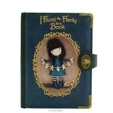 GORJUSS crónicas Clutch Bag-encontré a mi familia en un libro
