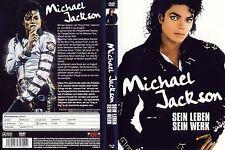 Michael Jackson - DVD - Sein Leben, Sein Werk von 2009 - NEU & OVP !
