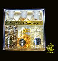 Die kleine Wertanlage, Platin Gold und Silber  3-Set Wertanlage in Box (6x6cm)