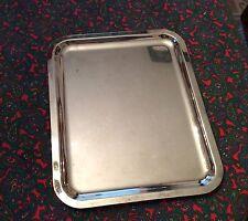 Stunning Christofle Silver Plate Tray