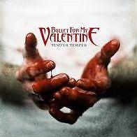 BULLET FOR MY VALENTINE : TEMPER TEMPER (CD) sealed