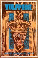 Vulfpeck 2017 Gig Poster Portland Oregon Concert
