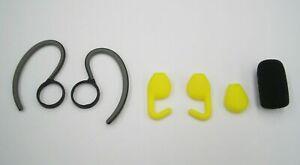 Jabra Steel Accessory Pack 2 Eargel, 2 Earhook + 1 WindScreen 100-69300000-00