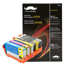 920XL Ink Cartridge with Satin Photo Paper For HP OfficeJet 6000 6500 6500A 7000