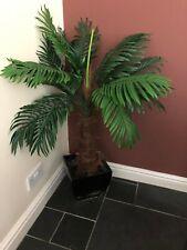 Artificiale Palma Interno Pianta - Finto / Simil Tropicale Palme Verde