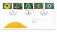 UK Royal Mail First Day Cover Springtime stamps 1995