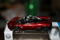 PAGANI - HUAYRA - 2011 - SILVER WHEEL (MOTOR MAX) - SCALA 1/64