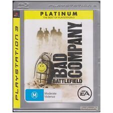 PLAYSTATION 3 BATTLEFIELD BAD COMPANY PAL PS3 PLATINUM [UVG]