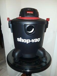 """Shop.vac Wet/Dry vacuum 5Gal 2.5 Peak Hp 1 1/4"""""""