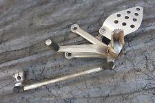 Rearset left peg bracket shift lever ZX6R 03 04 636 Kawasaki #P2