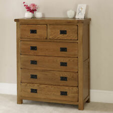 Unbranded Rustic 6 Chests of Drawers