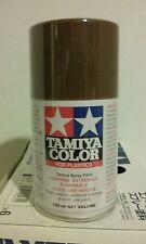 Tamiya Color aerosol TS-1 Red brown.