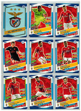 18x Benfica Lisabon Team Set  Match Attax Championsleague 16/17