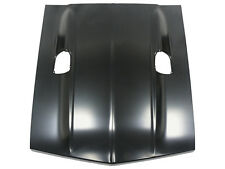 New 1970-77 Maverick Grabber Hood With Scoop Holes Steel Ford