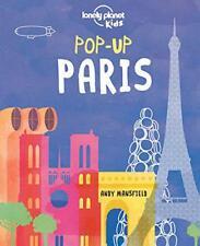 pop-up PARIS (Lonely Planet Kids) par Lonely Planet Kids Livre relié 97817