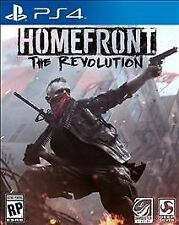 Homefront: The Revolution - PlayStation 4 PS4 Brand New Ships Worldwide