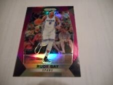 Rudy Gay 2017-18 Panini Prizm Purple Prizm #296 #22/75 San Antonio Spurs
