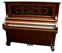 Antique Remington Upright Piano, c. 1908, Recently Tuned & Repaired