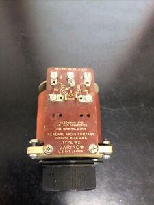 General Radio Company Type W2 Variac