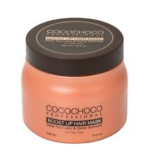 2*500ml COCOCHOCO Boost up hair mask deep recovery softness & silky touch