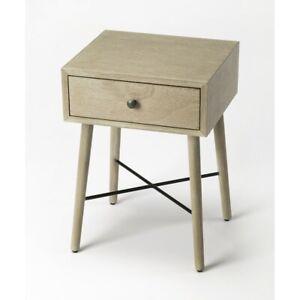 Butler Delridge Gray End Table, Gray - 3791140