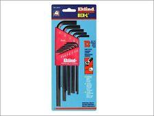 Eklind - Hexagon Key Long Arm Set of 13 Imperial (1/16 - 3/8in)