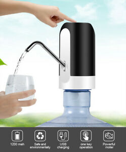 Water Bottle Pump Automatic Drinking Water Dispenser for 5 Gallon Water Bottle