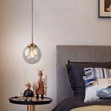 Bar Pendant Light Glass Ceiling Lamp Kitchen Lights Bedroom Chandelier Lighting