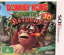 Donkey Kong Country Returns 3D - Nintendo 3ds 2ds 3ds XL Game