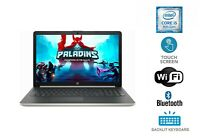 "HP 17.3"" Gaming Laptop Touchscreen PC 12GB 1TB Intel Core i5 Backlit Keyboard +"