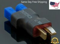 New Deans Male to EC3 Female T-Plug No Wire Adapter EC-3 T Battery wireless