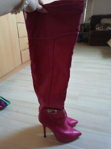 High Heels Pink Größe 37