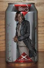 2016 DIET DR PEPPER CHERRY LE #5 of 5 BATMAN v SUPERMAN LEX LUTHER FULL 12oz CAN