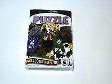PUZZLE MASTER new factory sealed small box pc videogame