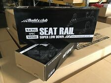 Buddy Club Super Low Seat Rail 1994-2001 Acura Integra (Pair) Left & Right Side