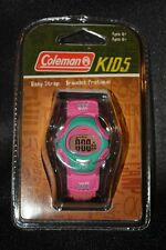 New Digital kids Coleman Watch FREE SHIPPING in North America