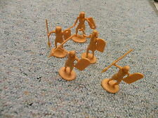 Atlantic 1/32 54mm Egyptian Infantry x5   Lot 3