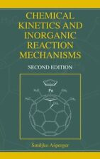 Chemical Kinetics and Inorganic Reaction Mechanisms by Asperger, Smiljko New,,